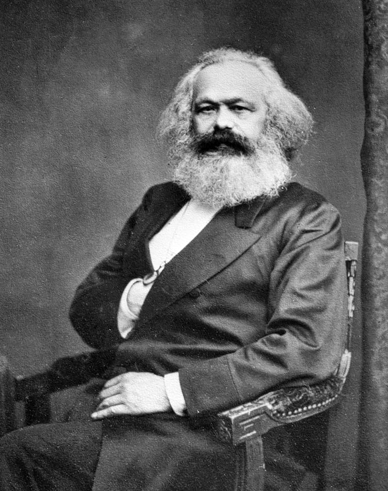 History Story: Karl Marx family - facts about famous people
