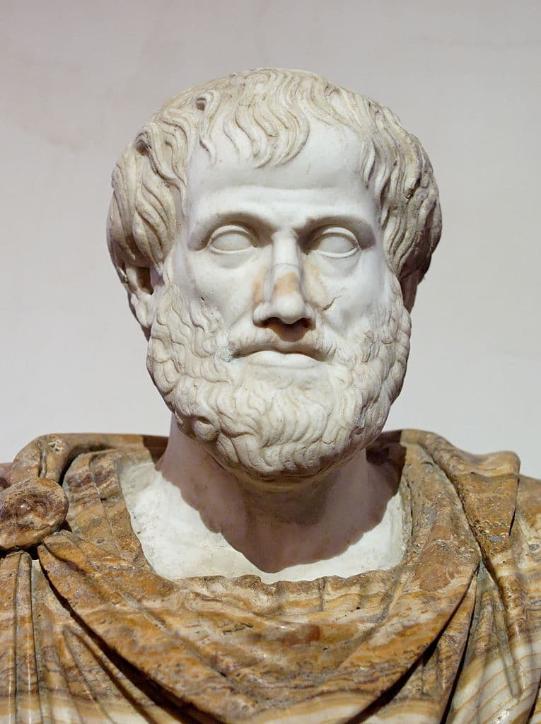 History Story: Aristotle philosophy - facts about famous people