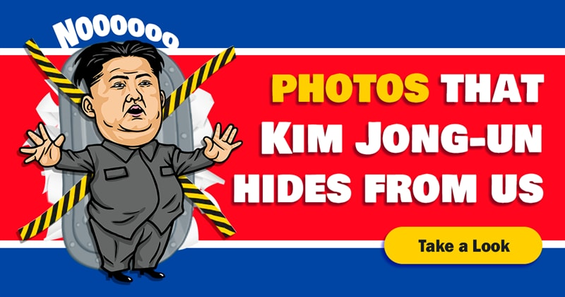 Society Story: 10 photos North Korea didn't want you to see