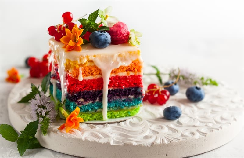 Culture Story: pictures of desserts and recipes best desserts in the world dessert wallpaper iphone dessert pictures cute dessert wallpaper most beautiful desserts in the world rainbow cake