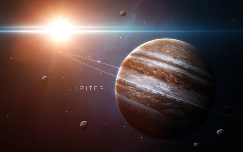 Society Story: inspiring facts - Jupiter protects our planet