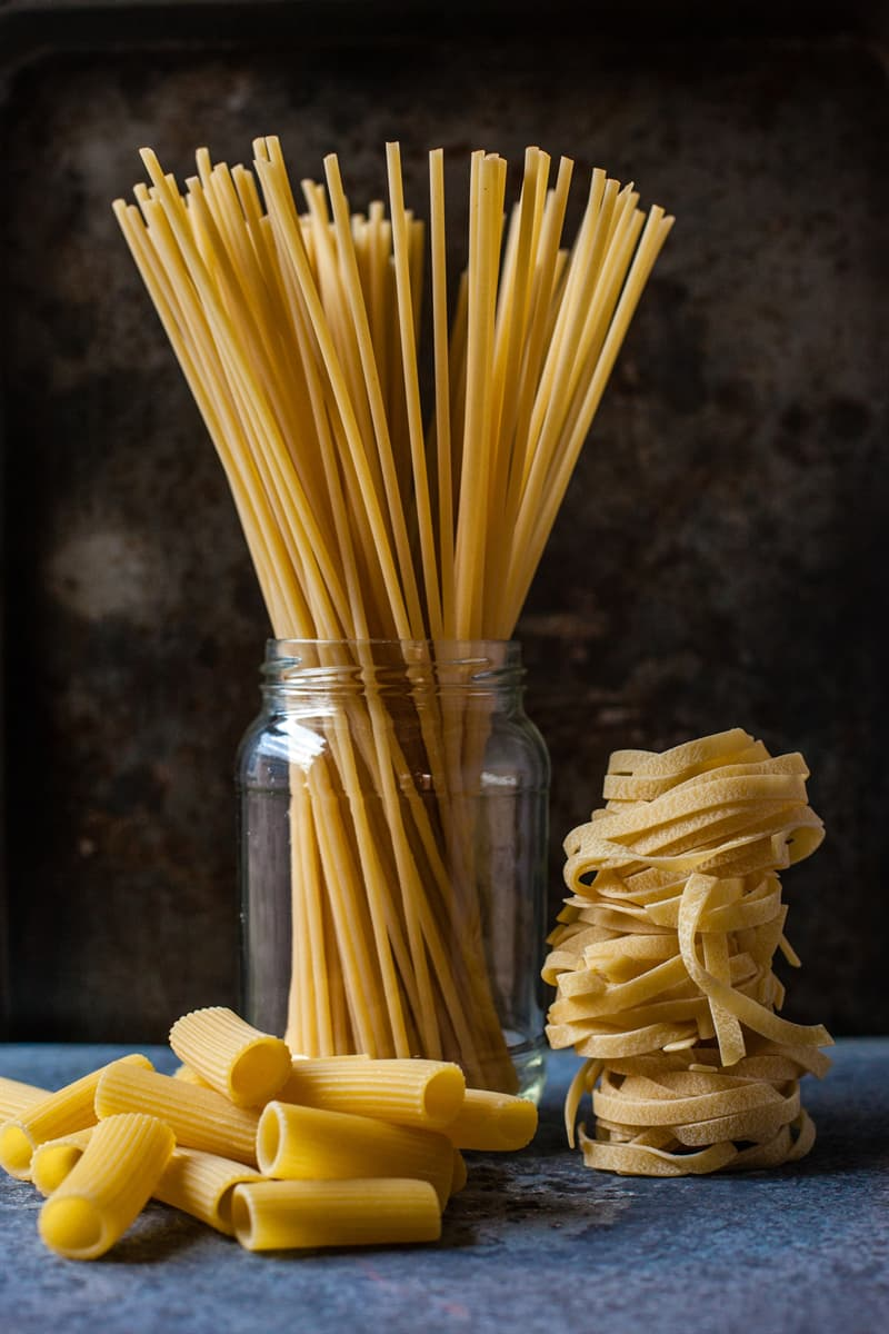 Culture Story: #5 Most pastas are made from only 2 ingredients