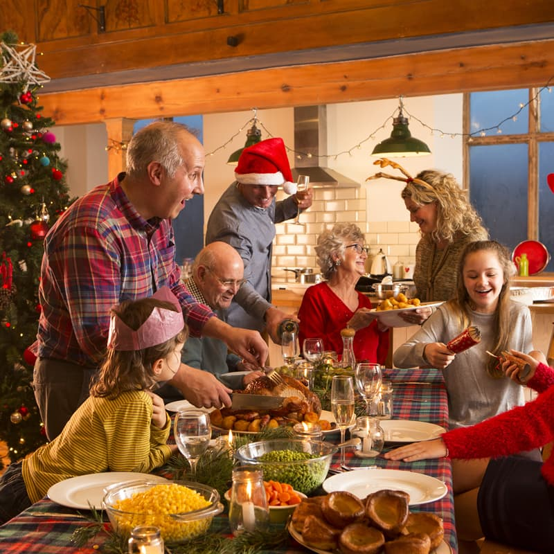 Society Story: best childhood memories Christmas