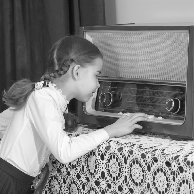 Society Story: best childhood memories listening to music
