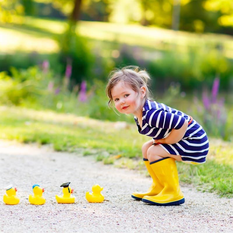 Society Story: best childhood memories spring