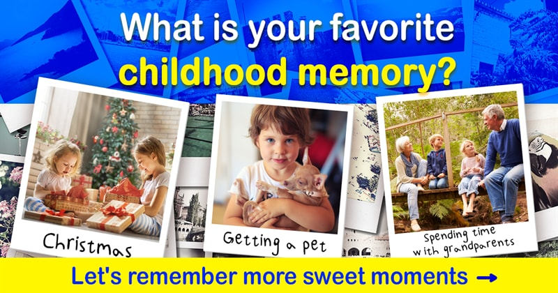 Society Story: 15 best childhood memories we all experienced and will never forget