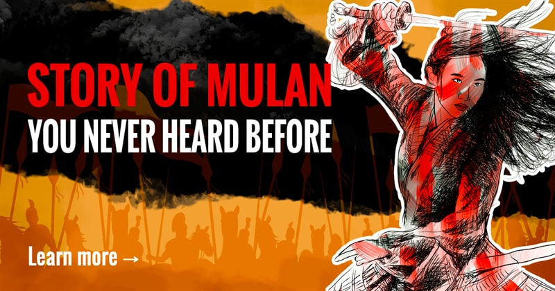 Culture Story: Mulan: true story of the Chinese warrior known as a Disney princess