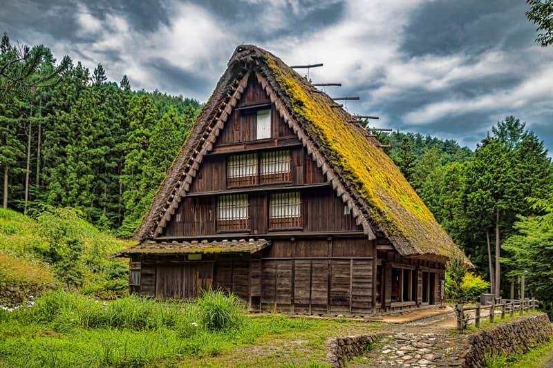 Geography Story: #3 Minka, Japan