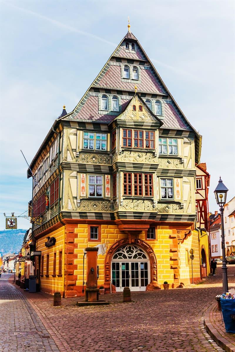 Geography Story: Zum Riesen Germany