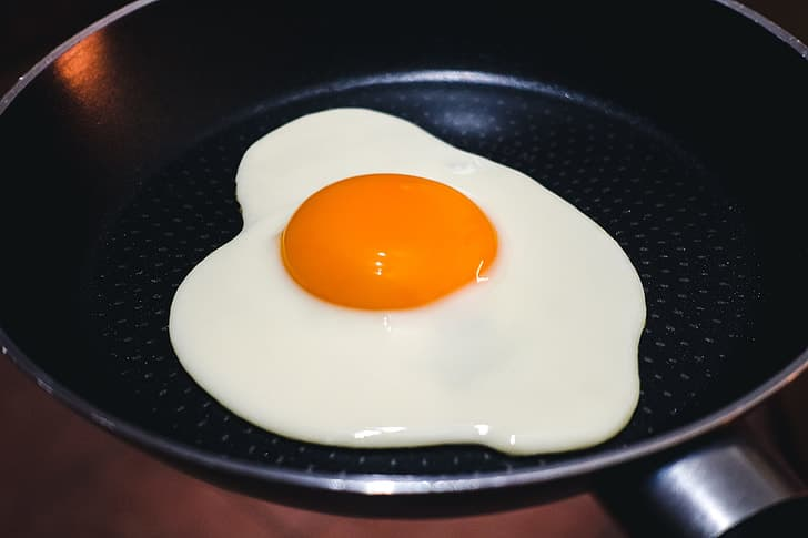 Culture Story: #4 Fry your eggs on low heat