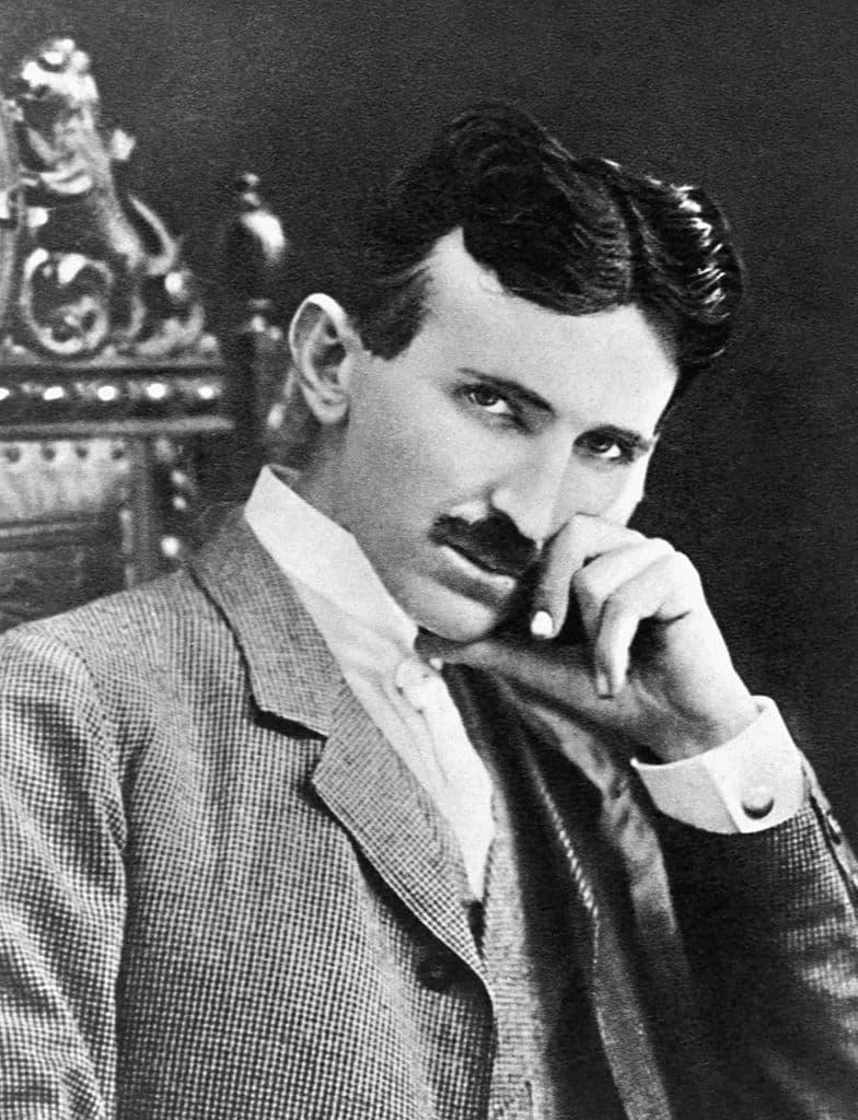 Society Story: Nikola Tesla facts famous scientists weird habits