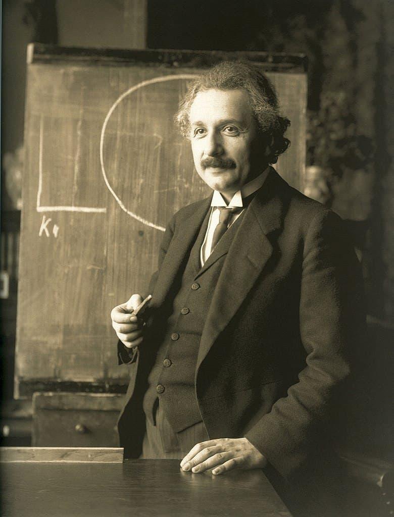Society Story: Albert Einstein biography famous scientists weird habits