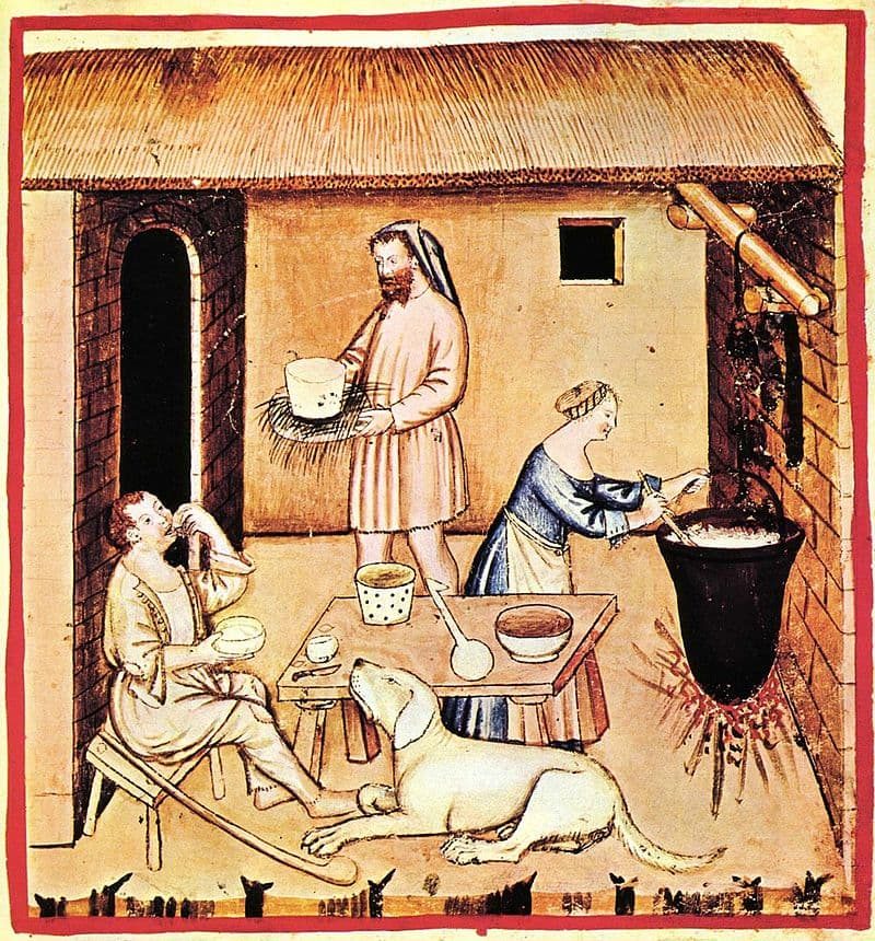 Culture Story: #2 Cheese is older than written language