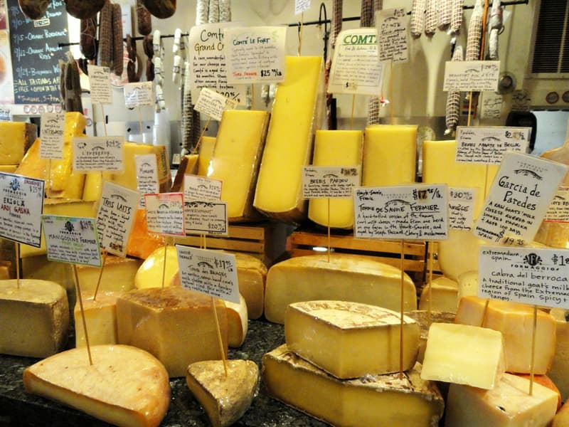 Culture Story: #5 Cheese is the most stolen food item in the world