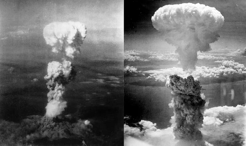 Science Story: #4 Hiroshima and Nagasaki Catastrophe