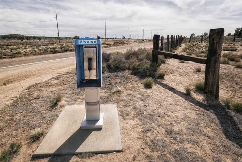 History Story: #5 Using a phone booth