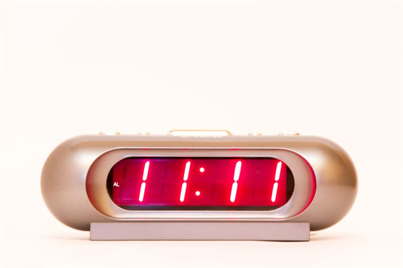 "Society Story: #8 We would make a wish every time we saw ""magical"" time on a digital clock"
