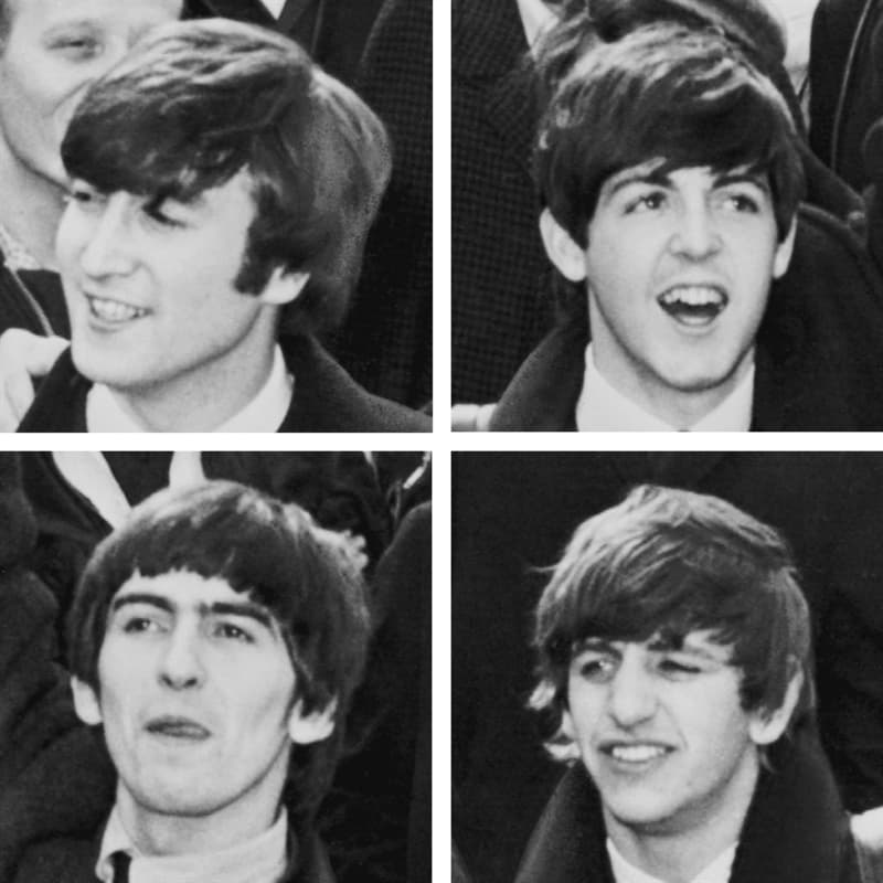 History Story: #5 The Beatles were rejected too?