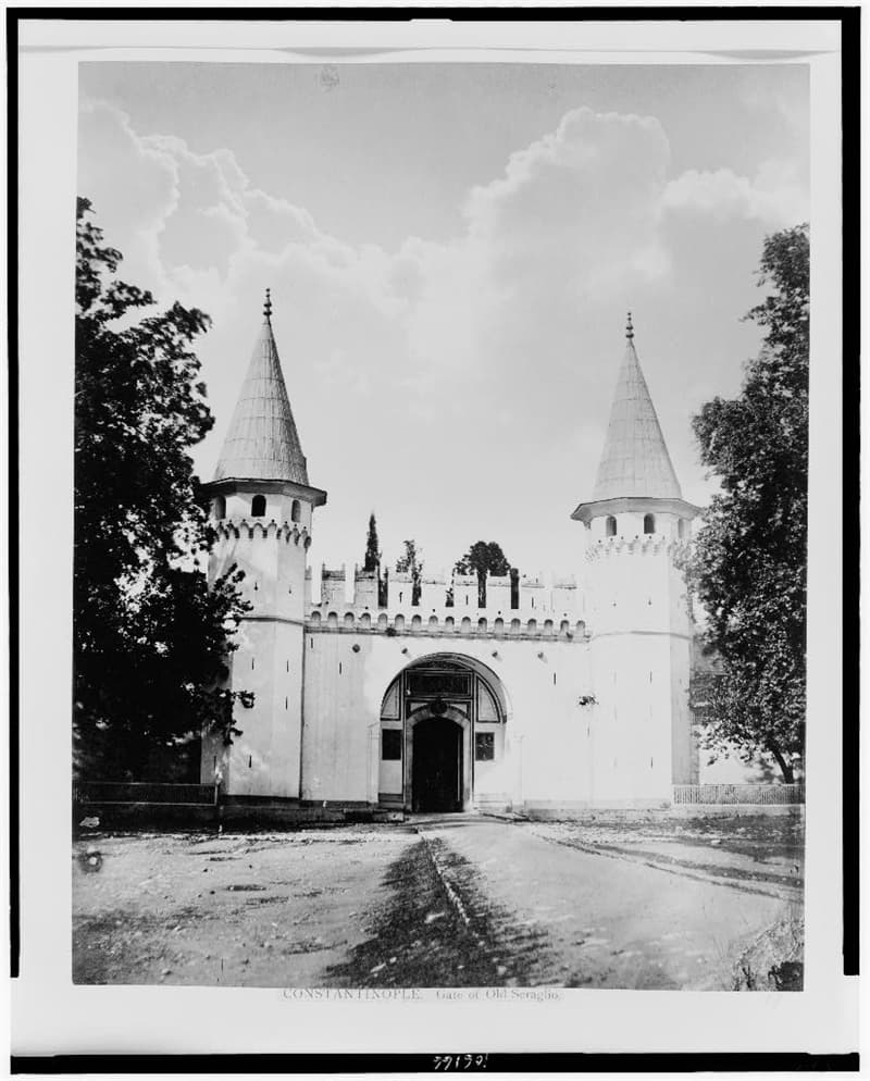 History Story: #6 An idiot carelessly left the gate of Constantinople open
