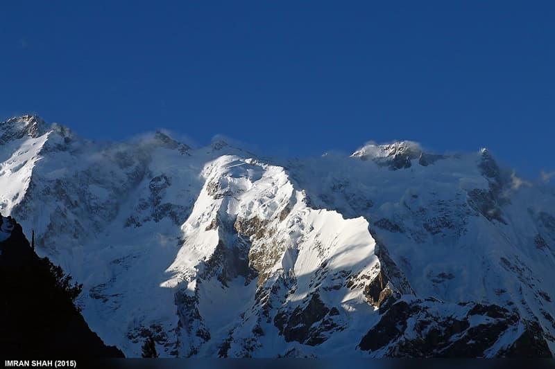 Geography Story: #1 Muchu Chhish, Pakistan