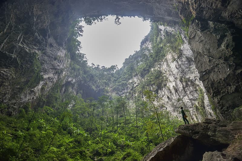 Geography Story: #4 Hang Son Doong Cave, Vietnam