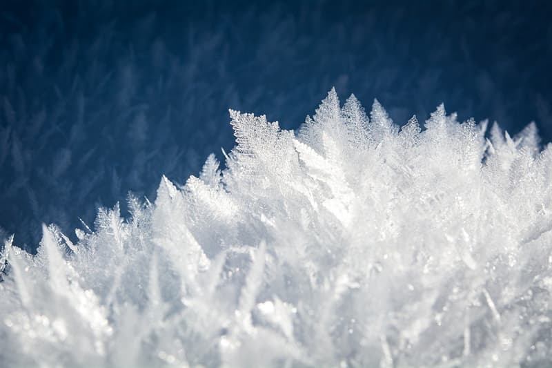 Geography Story: #4 The coldest temperature ever recorded is -144°F or -97°C in Antarctica