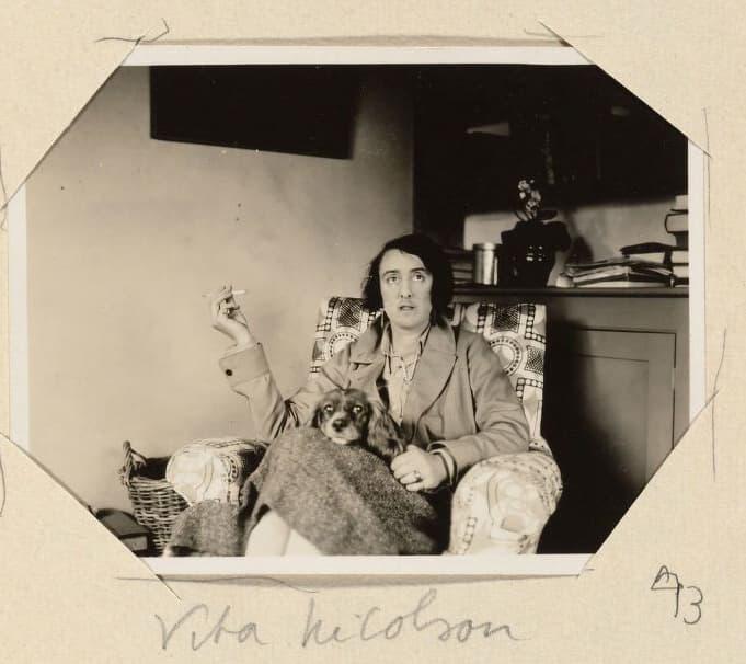 Culture Story: #2 Virginia Woolf worked in her garden