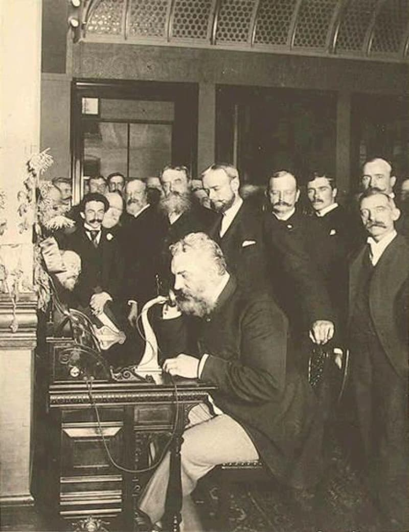 Science Story: #5 Alexander Graham Bell didn't invent the telephone