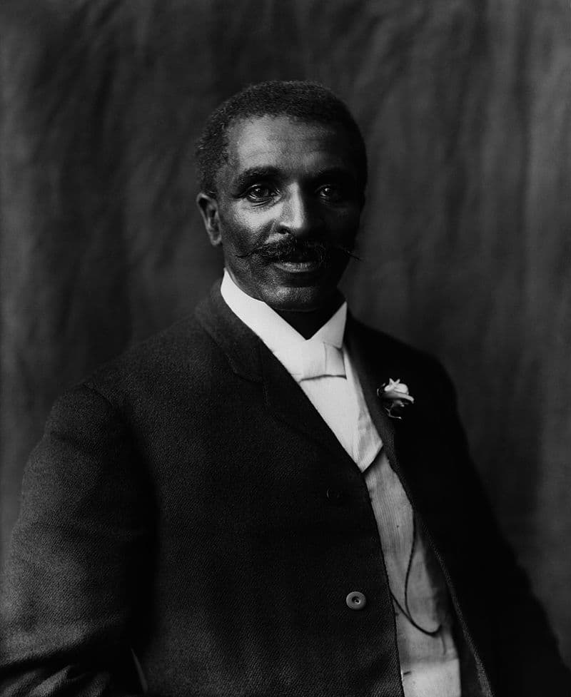Science Story: #7 George Washington Carver never invented peanut butter