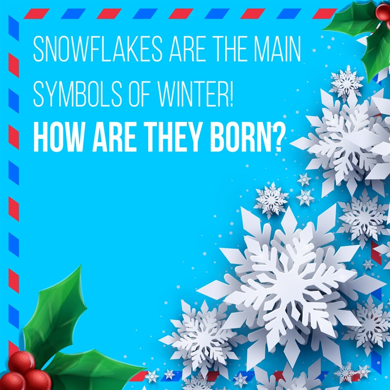 Culture Story: #6 How are snowflakes made?