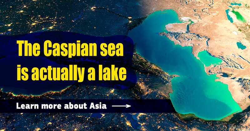 Geography Story: These are inconspicuous facts about Asia you need to know