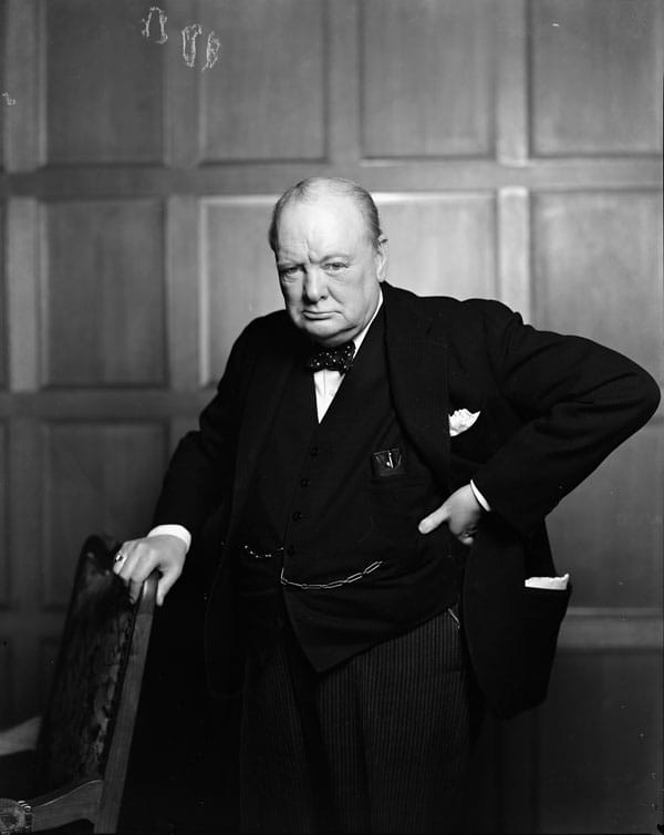 Culture Story: #1 Nazis once tried to kill Winston Churchill using an explosive chocolate bar.