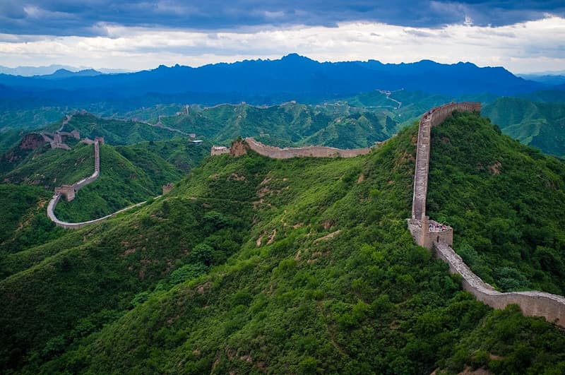 Culture Story: #5 Sticky rice prevents the Great Wall of China from collapsing