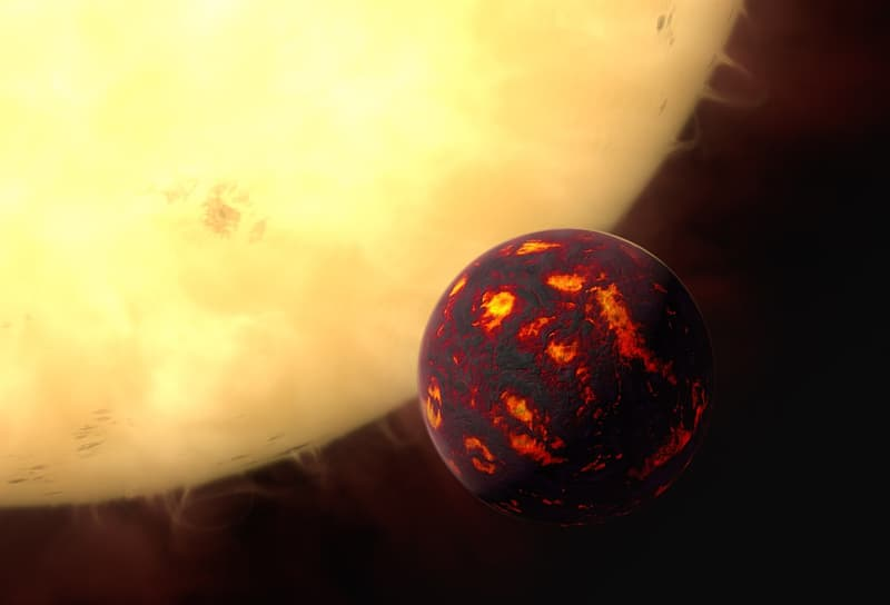 Science Story: #4 The diamond planet