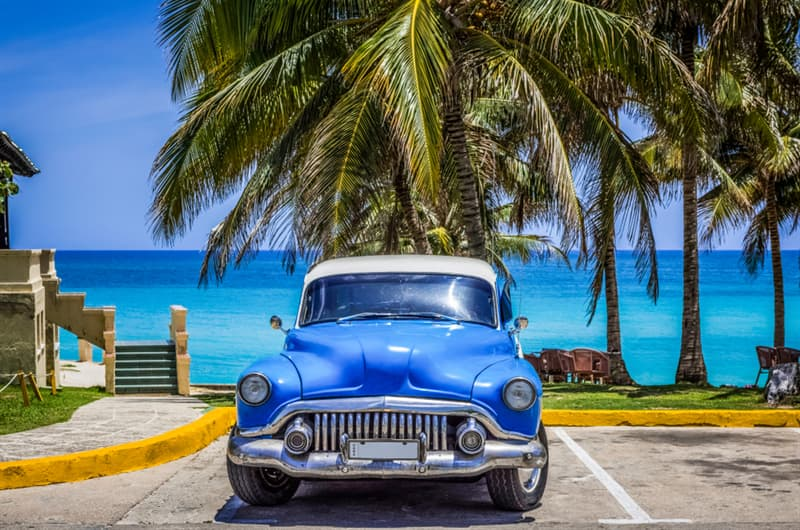 Geography Story: #5 Cuba is a retro-car paradise