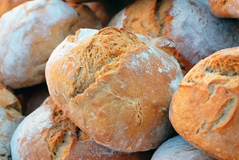 History Story: #4 Bread madness