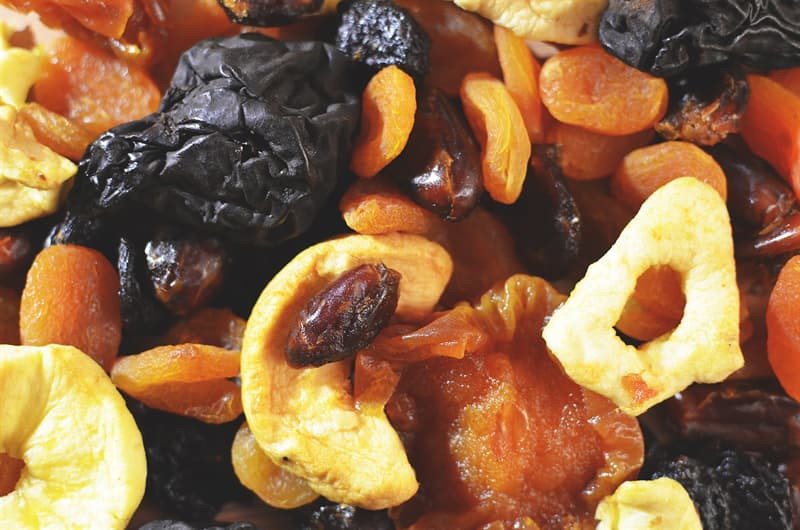 Science Story: #1 Dried Fruit
