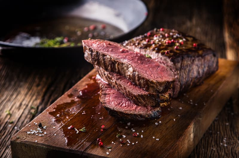 Culture Story: #5 Steaks don't bleed