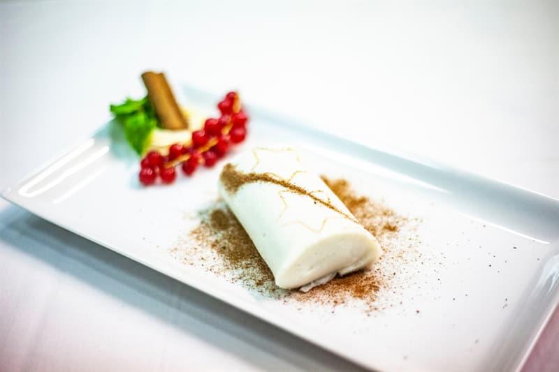 Culture Story: #8 Tavuk Göğsü served in Turkey