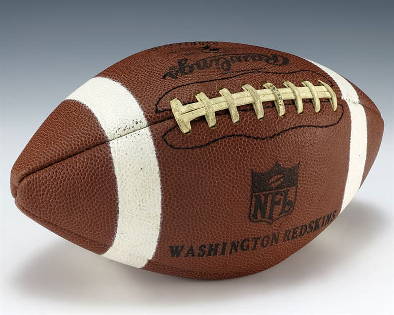 Culture Story: #2 American Football Is A Prolate Spheroid For A Reason