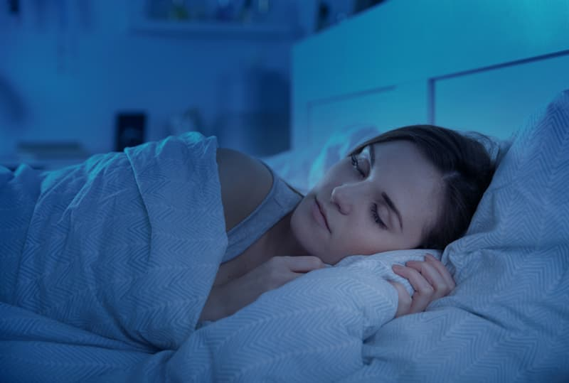 Science Story: #5 It improves your sleep