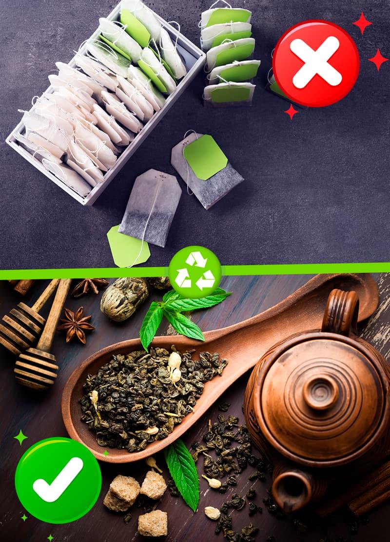 Science Story: #3 Tea bags