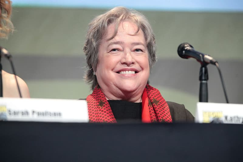 Society Story: #4 Kathy Bates became famous at the age of 42