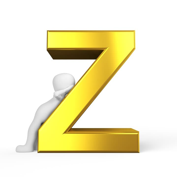 Geography Story: #8 The letter Z was removed from the English alphabet for 200 years