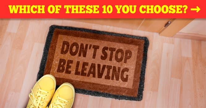 Society Story: 10 photos of hilarious doormats