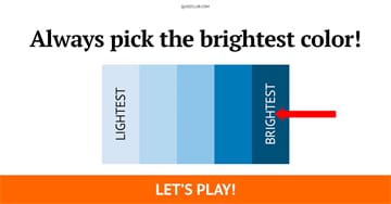 Personality Quiz Test: We Can Tell Your Level Of Education Based On Your Color Vision