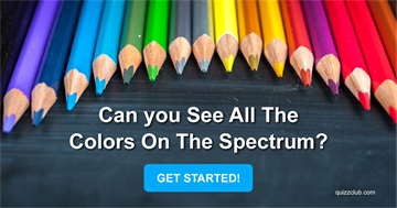 Quiz Test: Are You One Of the Less Than 1% Of The Population Who Can See All The Colors On The Spectrum?