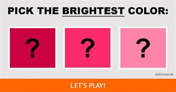Quiz Test: Can We Guess If You Are Right Or Left Brained Based On Colors