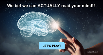 funny Quiz Test: We Bet We Can ACTUALLY Read Your Mind!!