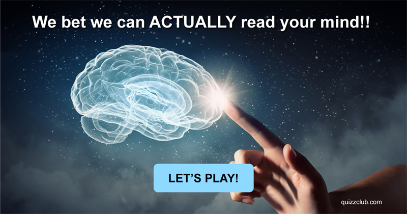 We Bet We Can ACTUALLY Read Your Mind!!